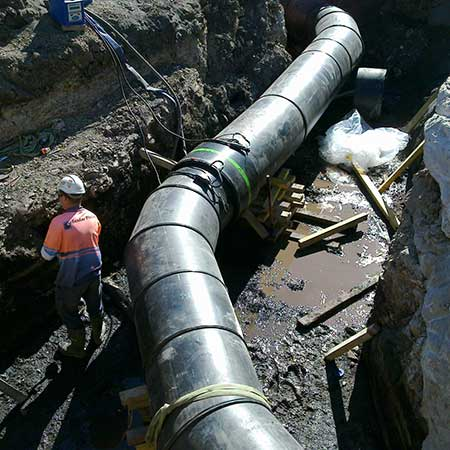 Poly Pipe Inspection