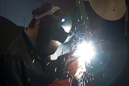 Basics of distortion in welding