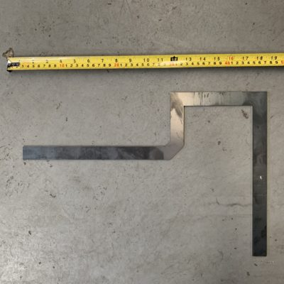 Flange Square Small