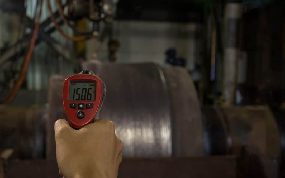 Contact or Infrared Thermometers for Welding?