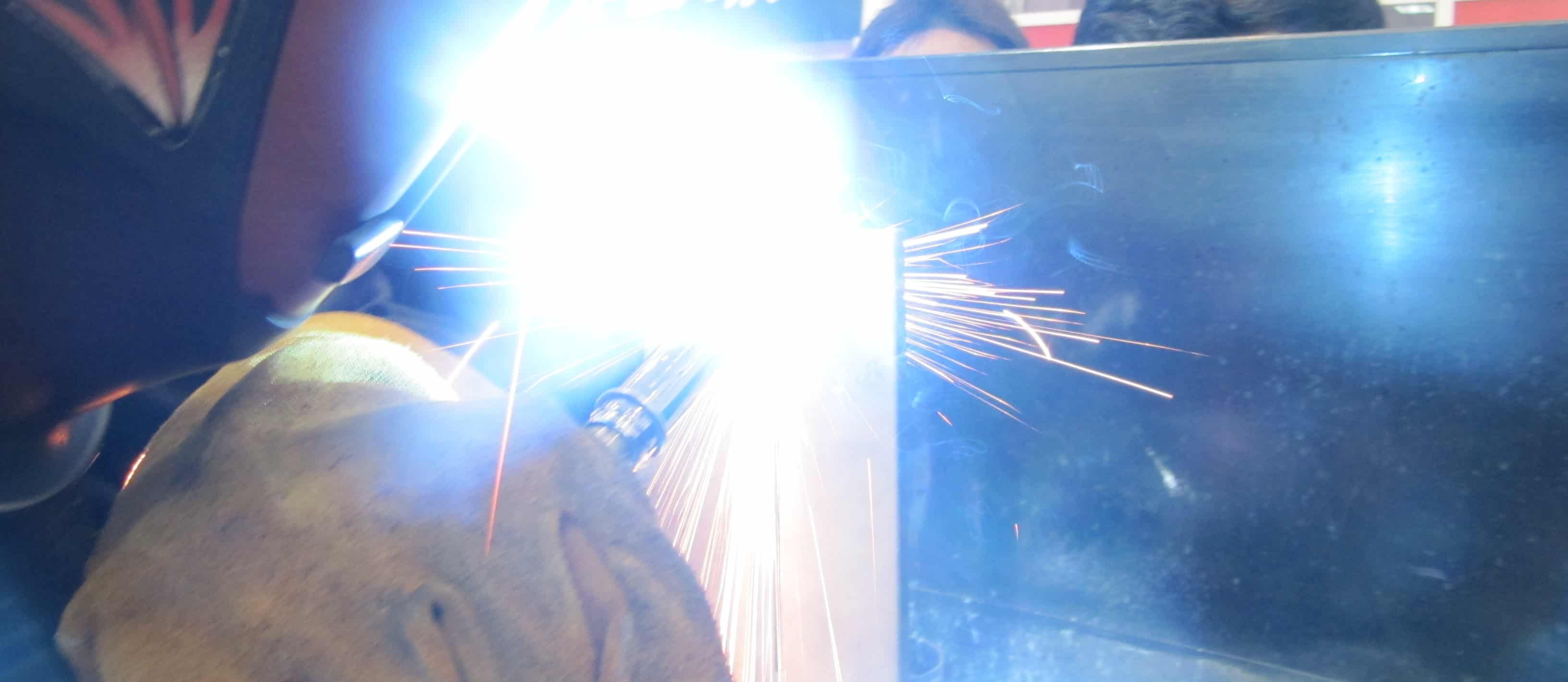 Gas Metal Arc Welding – Gas Shielding