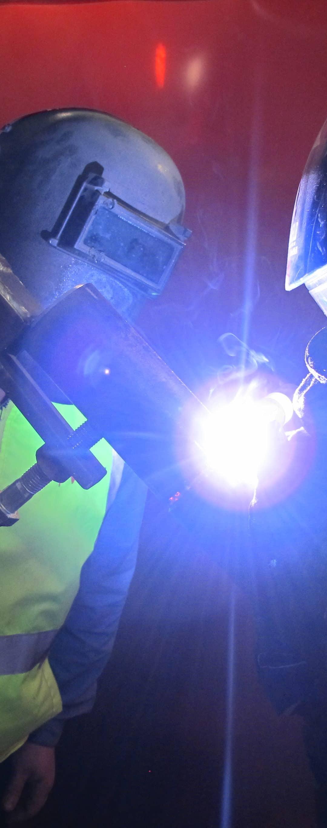 welding inspection